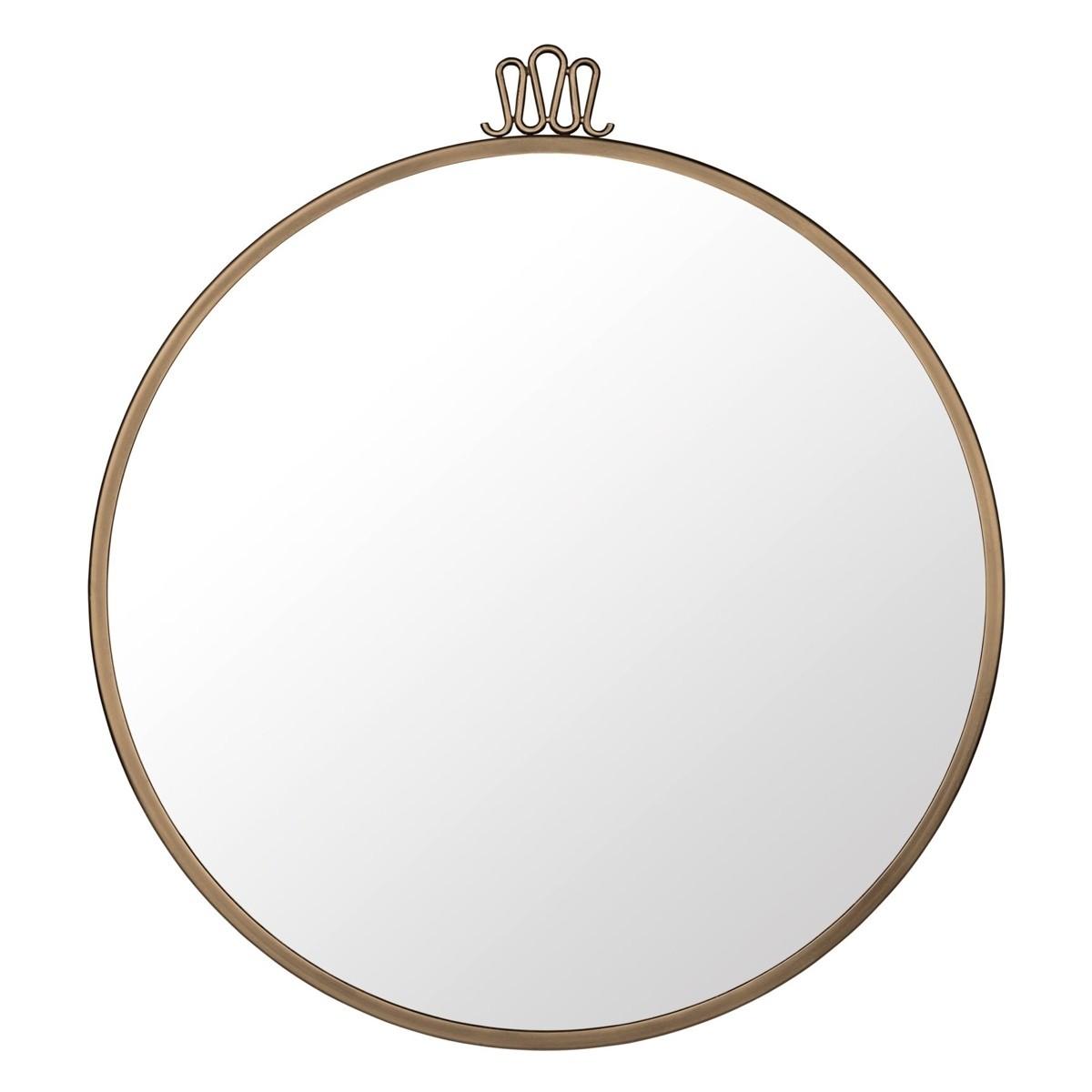 Gubi Randaccio Wall Mirror-W42cm