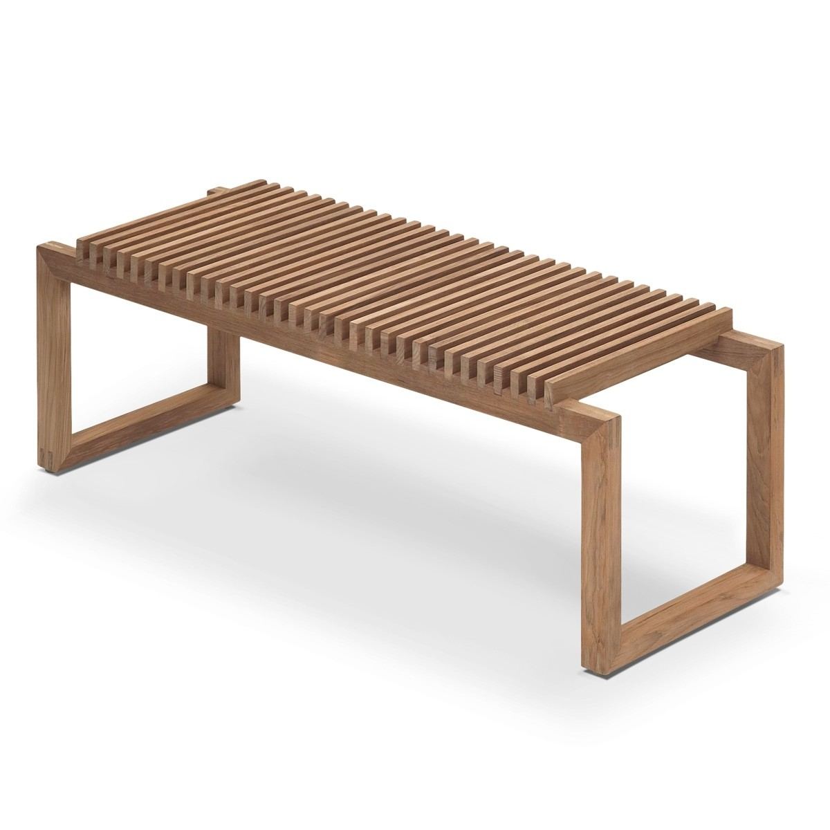 Skagerak Cutter Bench-Teak
