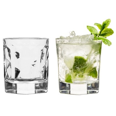 Sagaform Club Tumbler Glasses 2 Pack