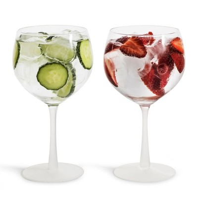 Sagaform Club Gin Glasses Gift Set