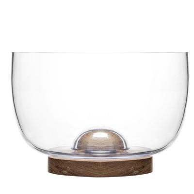 Sagaform Oval Oak Bowl