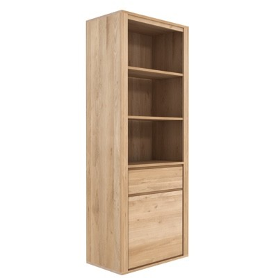 Ethnicraft Shadow Bookcase
