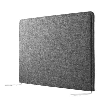 String Works Fabric Desk Screen Sleeve