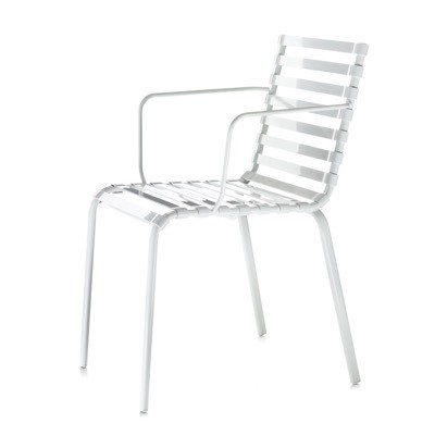 Magis Striped Arm chair Set of 4