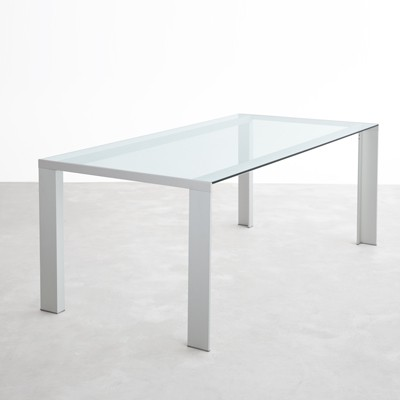 STUA Deneb Glass Table