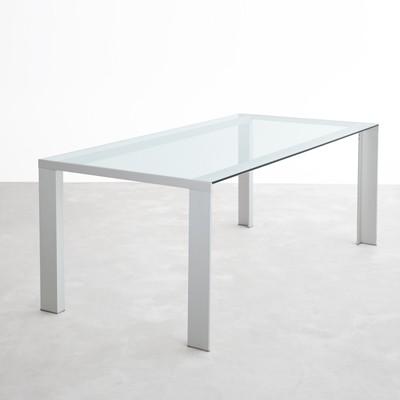 STUA Deneb Glass Table