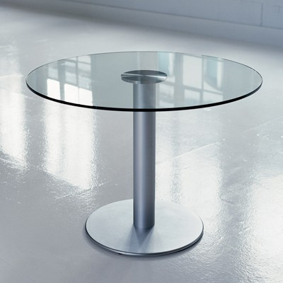 STUA Zero Glass Table