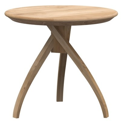 Ethnicraft Twist Side Table