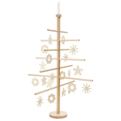 Verso Christmas Tree