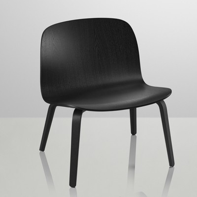 Muuto visu Lounge ChaIr wood