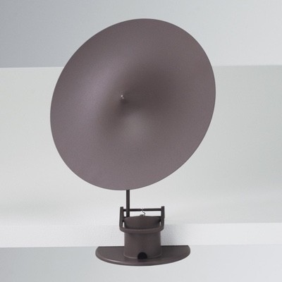 Wästberg w153 Île Table Lamp-Grey Brown