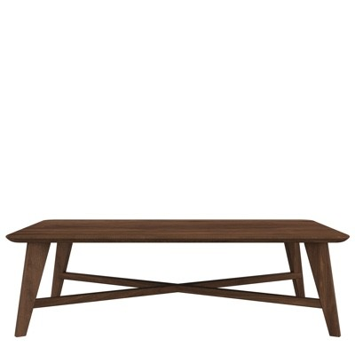 Ethnicraft Osso Rectangular Coffee Table