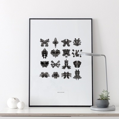 Coco Lapine What Do You See? Poster