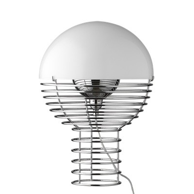 Verpan Wire Table Lamp