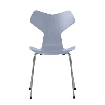 Fritz Hansen Grand Prix Chair - Coloured Ash