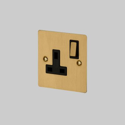 Buster + Punch UK Plug Socket 1G