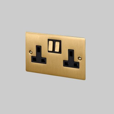 Buster + Punch UK Plug Socket 2G
