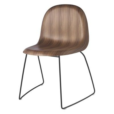 Gubi 3D Chair Sledge Base