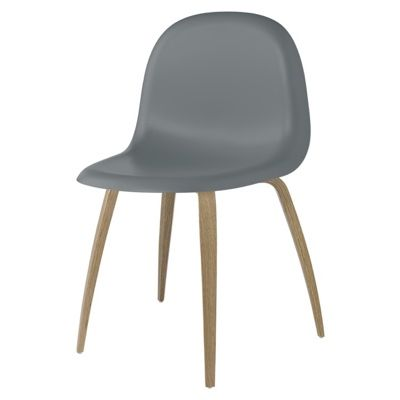 Gubi 3D Chair Wood Base