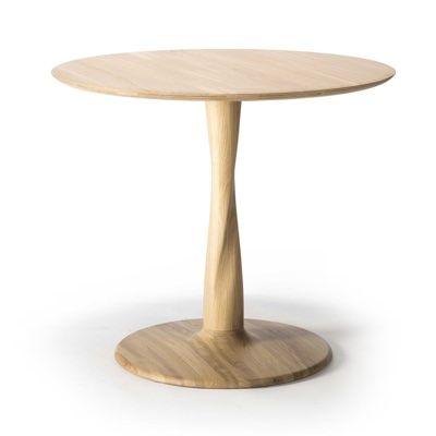 Ethnicraft Torsion Dining Table - Oak