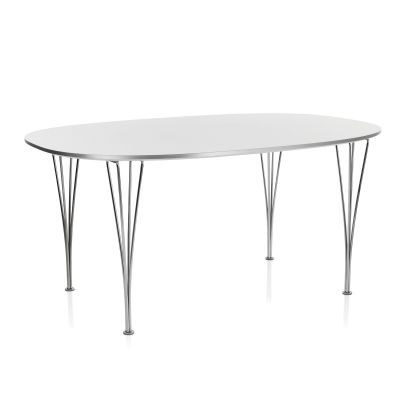 Fritz Hansen Super Elliptical Table