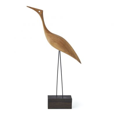 Warm Nordic Beak bird Tall heron