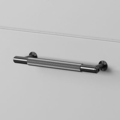 Buster + Punch Pull Bar Handle | Gun Metal | Linear
