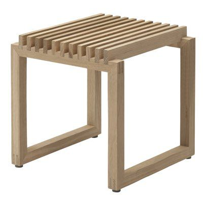 Skagerak Cutter stool