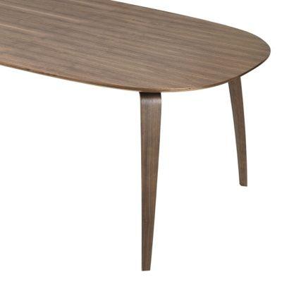 Gubi Dining Table - Elliptical
