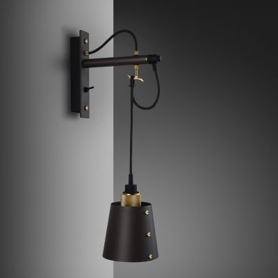 Buster + Punch Hooked Wall Light Small