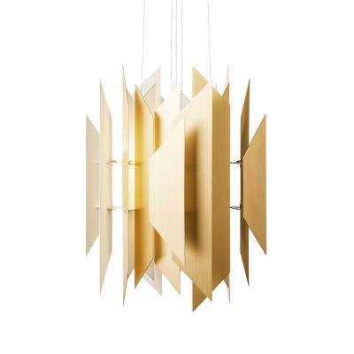 LYFA Divan 2 Pendant - Brass