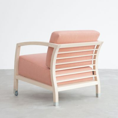 STUA Malena Easy Chair - Kvadrat Fabrics