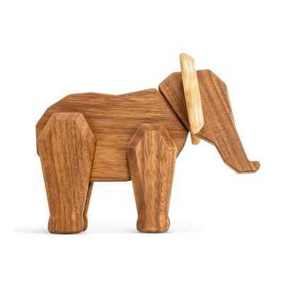 FableWood Mother Elephant
