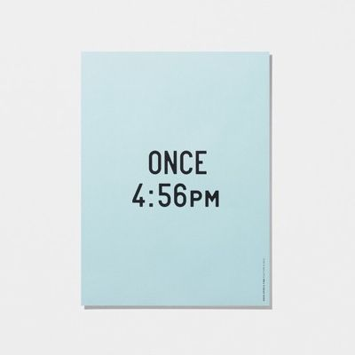 Playtype Once Upon A Time Poster