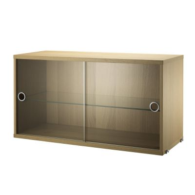 String Display Cabinet
