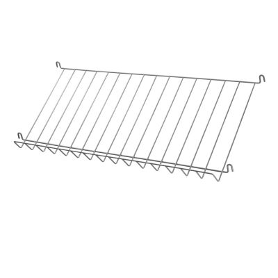 String shelving system magazine rack