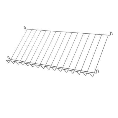 String shelving system magazine rack