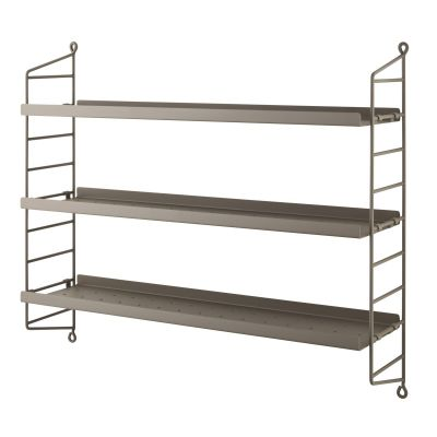 String Pocket Shelf - Metal