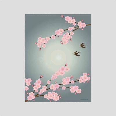 ViSSEVASSE Sakura Poster