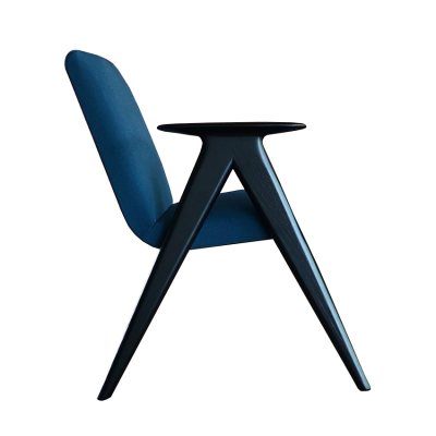 STUA Libera Easy Chair - Kvadrat Fabrics