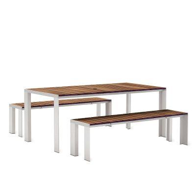 STUA Deneb Table - Teak
