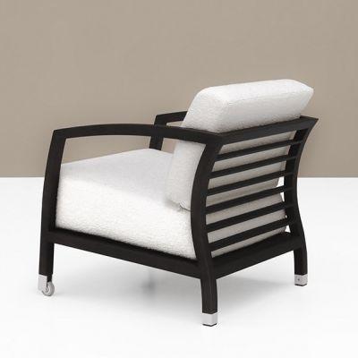 STUA Malena Easy Chair - Soft Fabrics