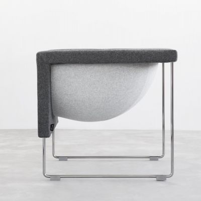 STUA Nube Easy Chair - Two Tone