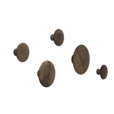 Muuto Dots Coat Hooks 5 Pack