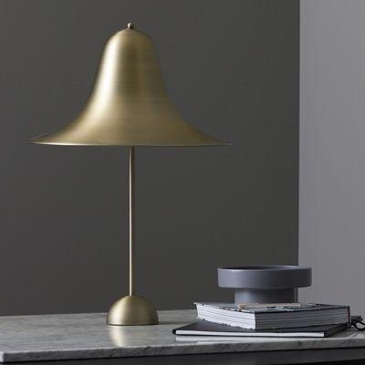 Verpan Pantop 45 Table Lamp