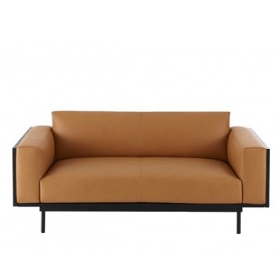 Swedese Wood 2 Seater Sofa