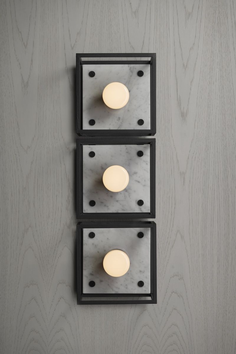 Buster + Punch Caged Wall Light