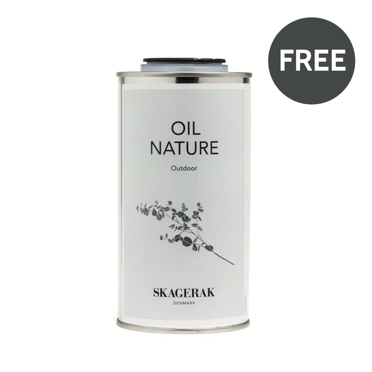 Complimentary maintenance oil