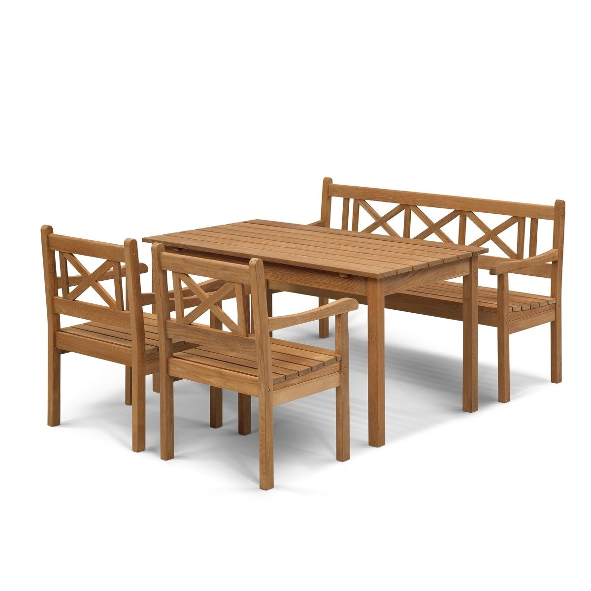 Skagerak Skagen outdoor dining set