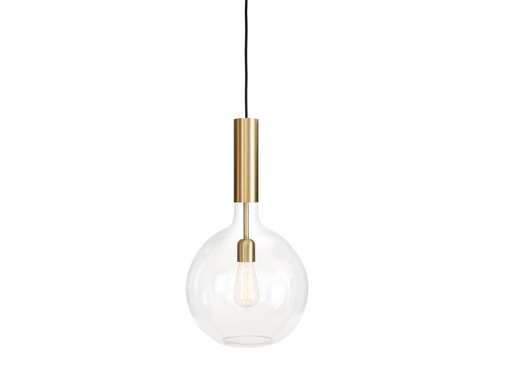 Konsthantverk Rosdala Pendant Light Brushed Brass